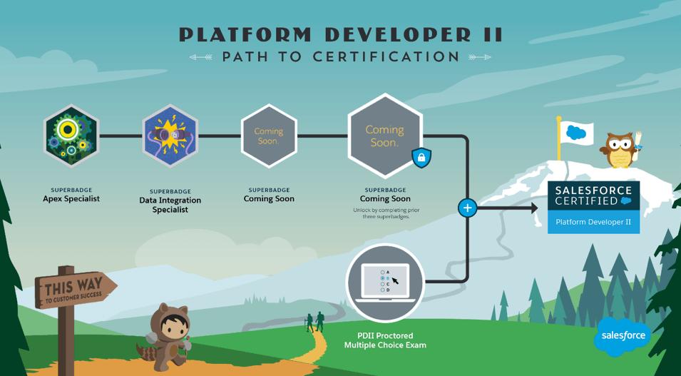 Conheça o novo caminho para a Platform Developer II