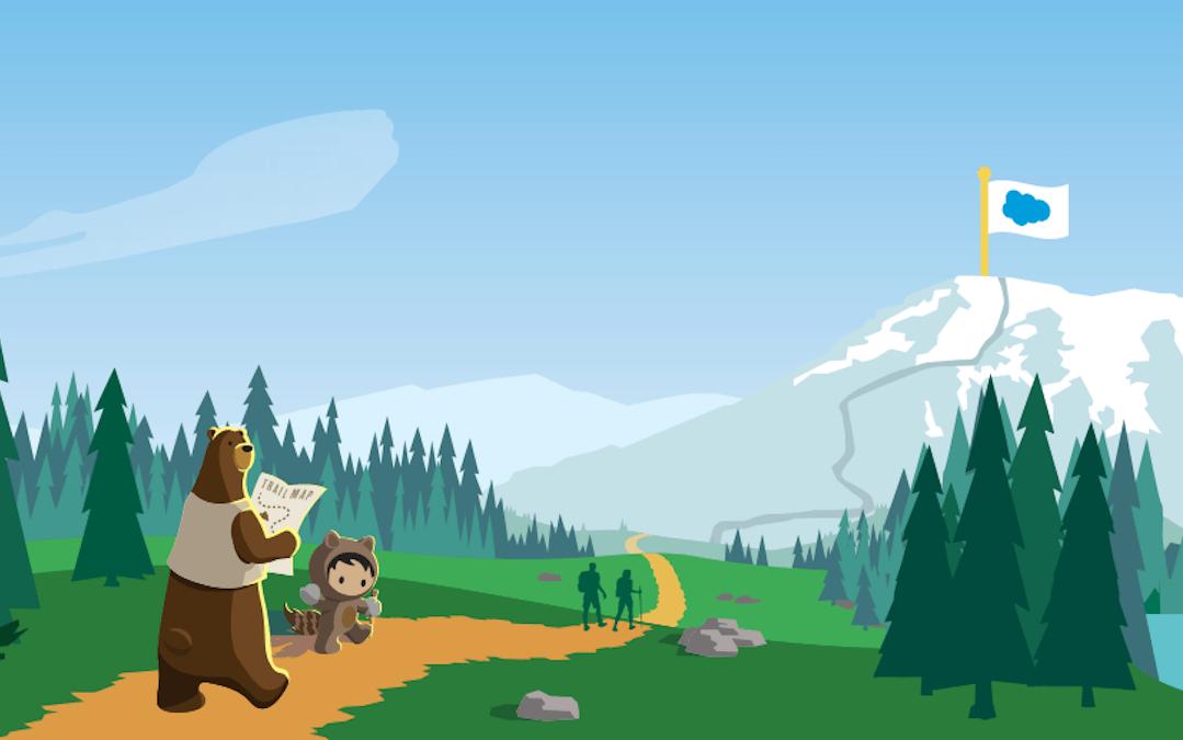 Certificações Salesforce – First Steps