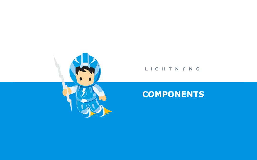 Construindo Lightning Components Baseado em Dados
