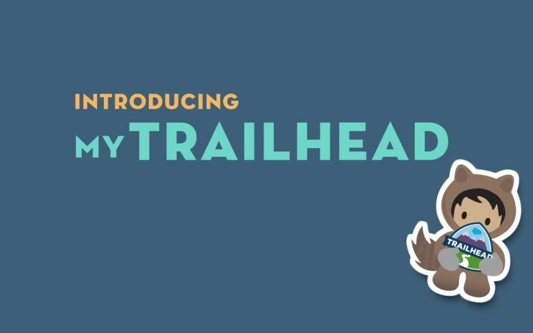 myTrailhead, saiba o que esperar