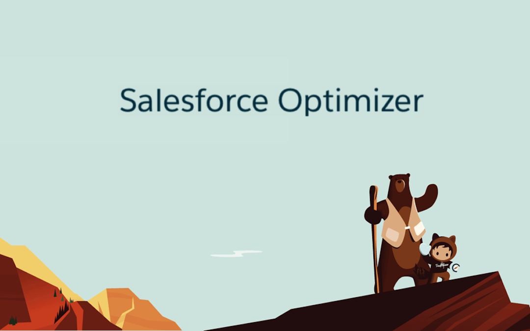 Conhecendo e executando o Salesforce Optimizer