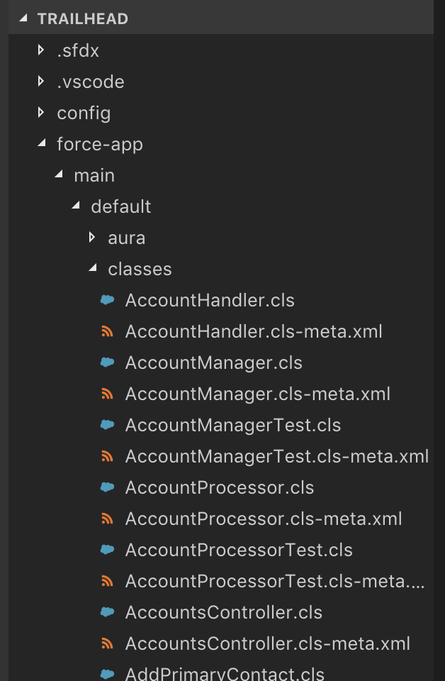 Visual Studio Code - Classes