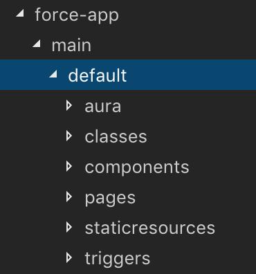 Visual Studio Code - Folders