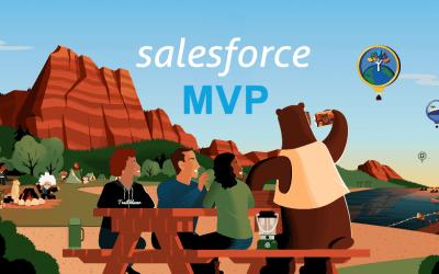 O que é um MVP Salesforce
