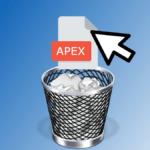 Removendo classes do APEX de produção