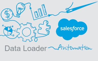 Automatização com o Data Loader