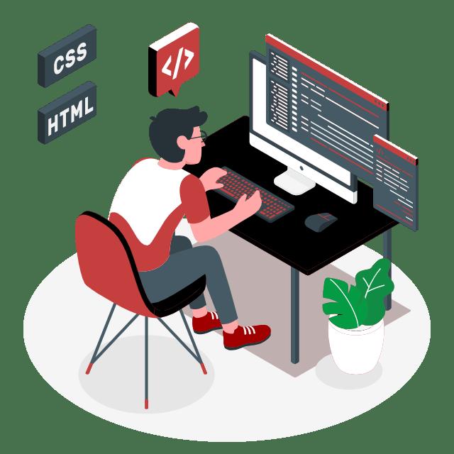 Programador HTML e CSS